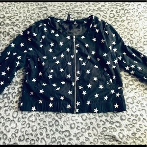 Star bomber jacket ✨⭐️🌟